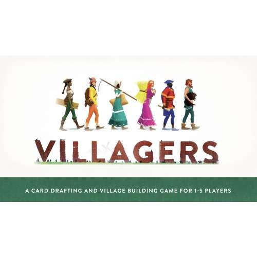 Villagers - настолна игра
