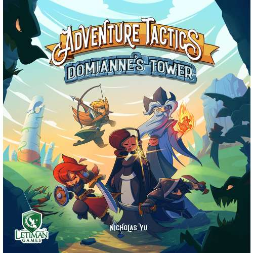 Adventure Tactics: Domianne's Tower - настолна игра
