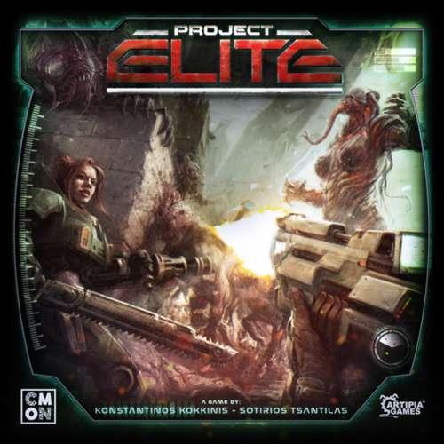 Project: ELITE - настолна игра