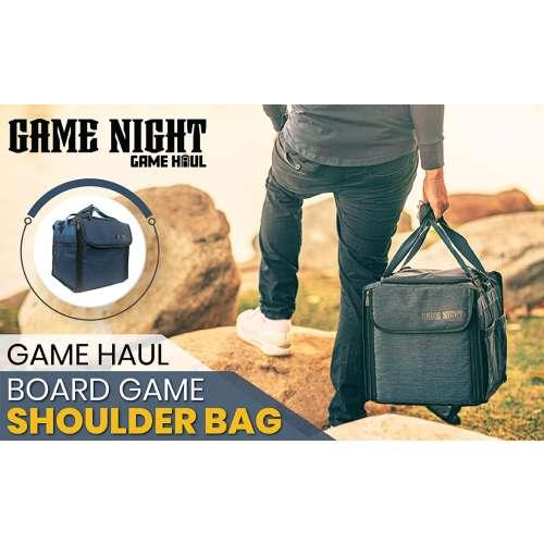Game Night Bag (Evenfall Blue) - чанта за настолни игри