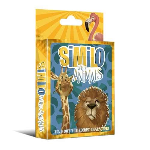 Similo: Wild Animals - настолна игра
