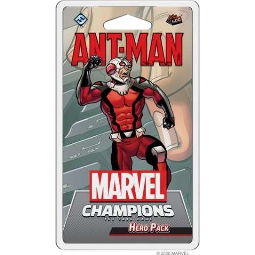 Marvel Champions: The Card Game – Ant-Man Hero Pack - разширение за настолна игра