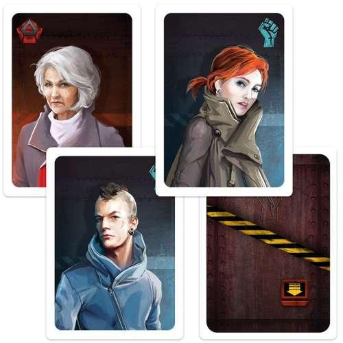 Съпротива (The Resistance) - настолна игра