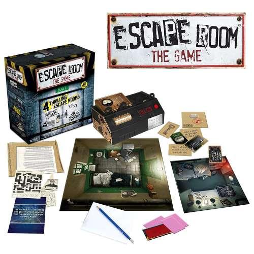 Escape Room: Играта - настолна игра