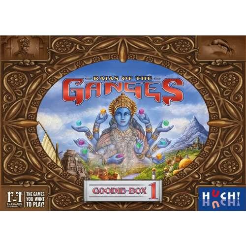 Rajas of the Ganges: Goodie Box 1 - разширение за настолна игра