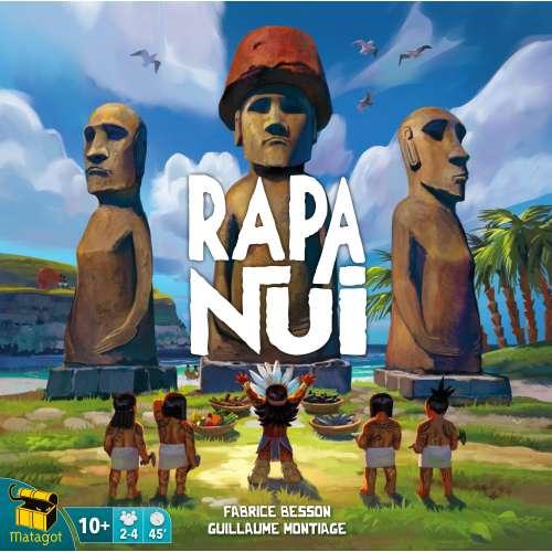 Rapa Nui - настолна игра