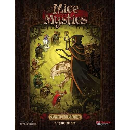 Mice and Mystics: Heart of Glorm - разширение за настолна игра