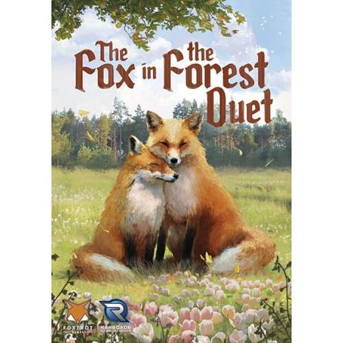 The Fox in the Forest Duet - настолна игра