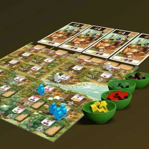 Century: A New World - настолна игра