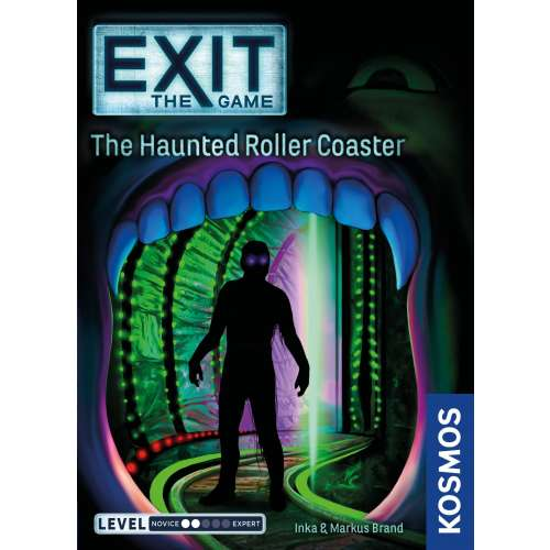 Exit: The Game – The Haunted Roller Coaster - настолна игра