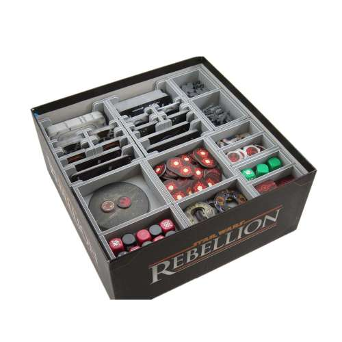 Star Wars: Rebellion - Folded Space Organiser
