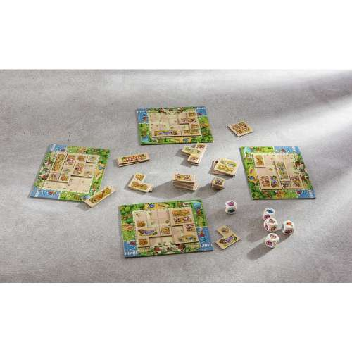 Лунапарк (Tiny Park) - настолна игра