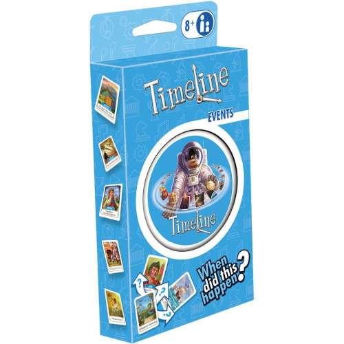 Timeline: Events - настолна игра