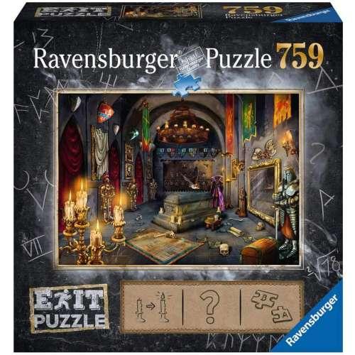 Exit Puzzle: Vampire Castle - пъзел със загадки
