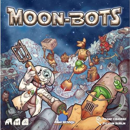 Moon-Bots - настолна игра