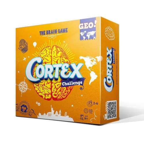 Cortex Challenge GEO - настолна игра