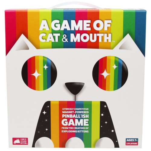 A Game of Cat & Mouth - настолна игра