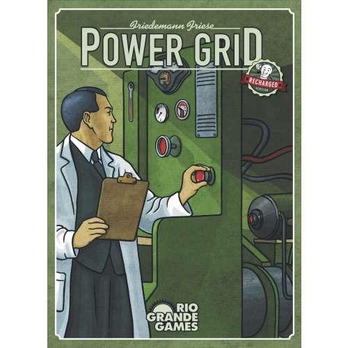 Power Grid (Recharged Edition) - настолна игра