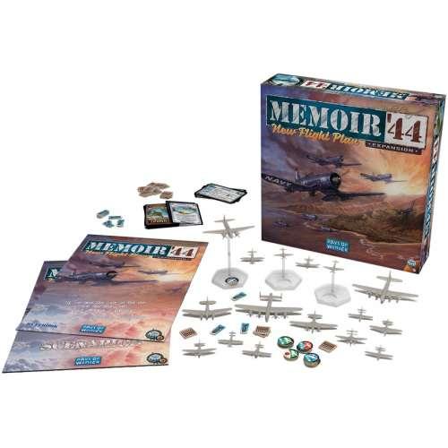 Memoir '44: New Flight Plan - разширение за настолна игра