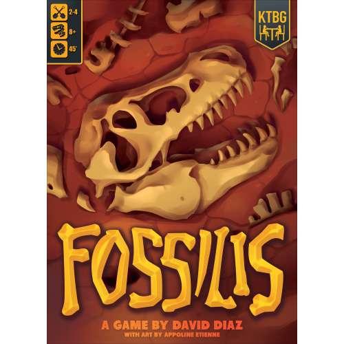 Fossilis - настолна игра