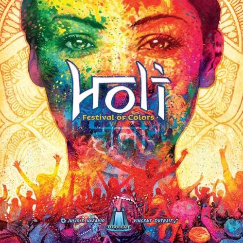 Holi: Festival of Colors - настолна игра