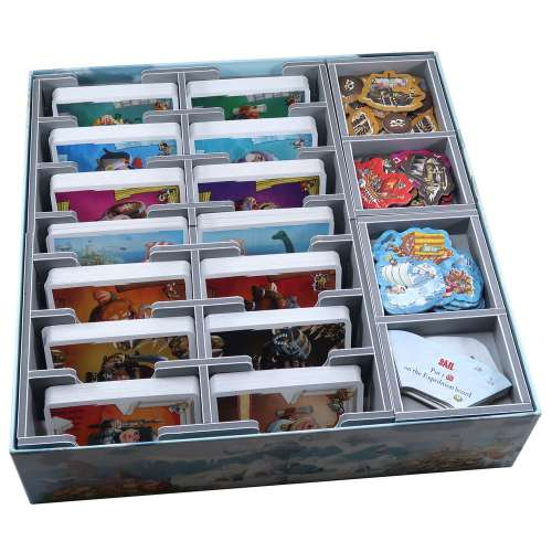 Imperial Settlers: Empires of the North - Folded Space Organiser