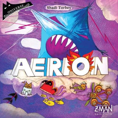 Aerion - настолна игра