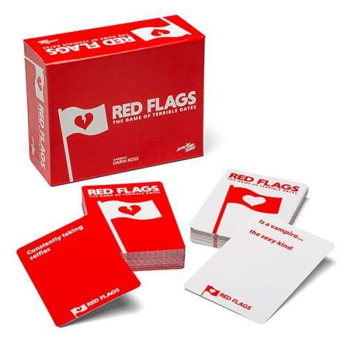 Red Flags - настолна игра