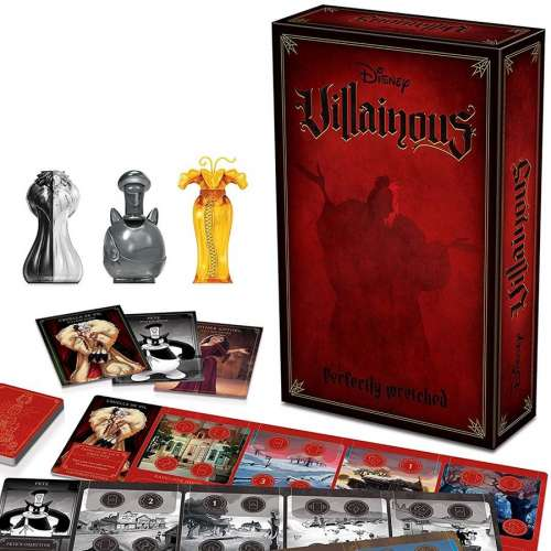 Disney Villainous: Perfectly Wretched - настолна игра