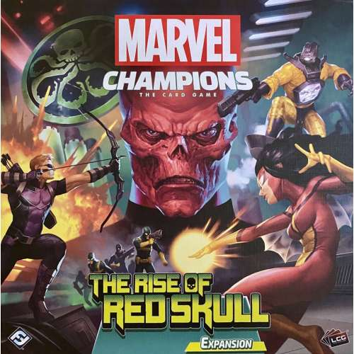 Marvel Champions: The Card Game – The Rise of Red Skull - разширение за настолна игра