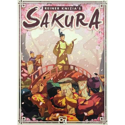 Sakura - настолна игра