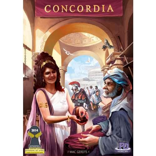 Concordia - настолна игра
