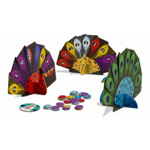Pikoko - настолна игра