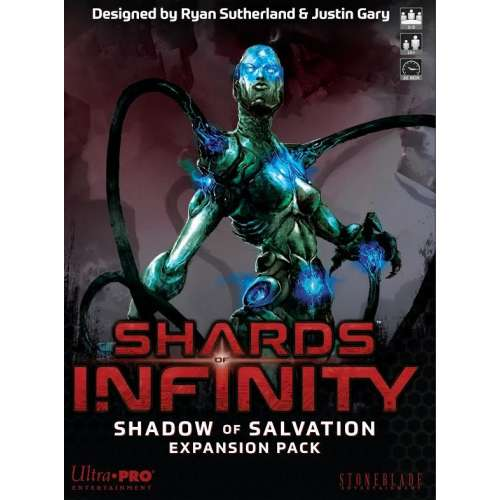 Shards of Infinity: Shadow of Salvation - разширение за настолна игра