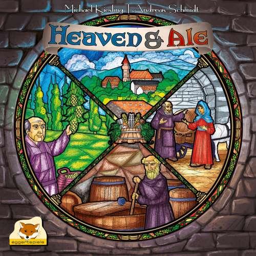 Heaven & Ale - настолна игра
