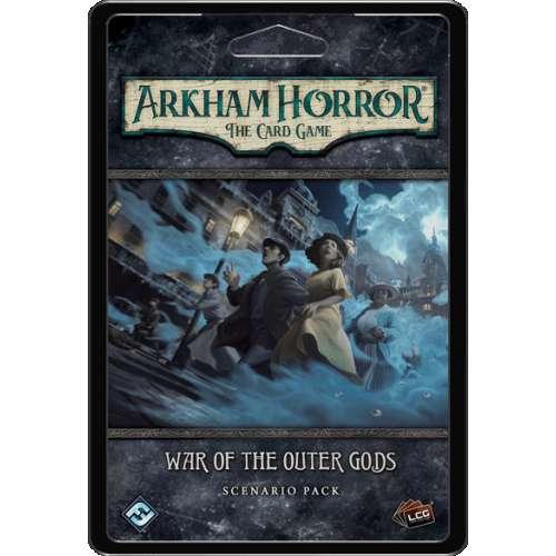Arkham Horror: The Card Game – War of the Outer Gods: Scenario Pack - разширение за настолна игра