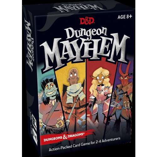 Dungeon Mayhem - настолна игра