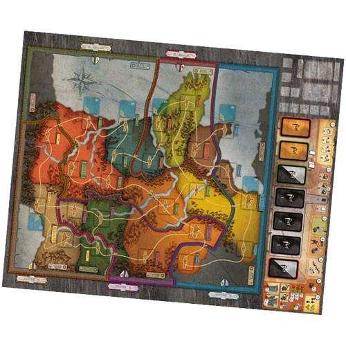 Fief: France Edition - настолна игра