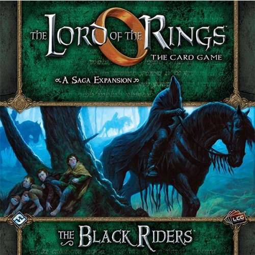 The Lord of the Rings: The Card Game – The Black Riders - разширение за настолна игра