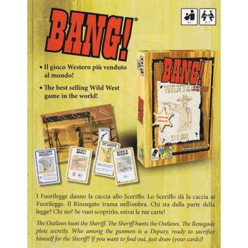 BANG! - настолна игра