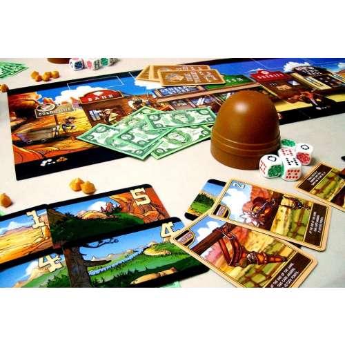 Dice Town - настолна игра