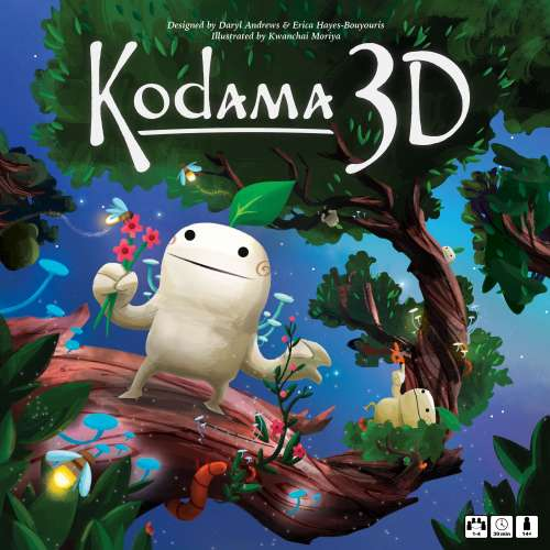 Kodama 3D - настолна игра