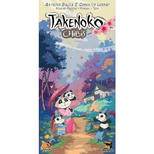 Takenoko: Chibis - разширение за настолна игра