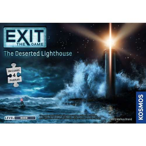 Exit: The Game + Puzzle – The Deserted Lighthouse - настолна игра