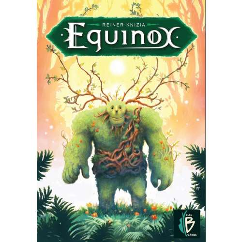 Equinox (Green Box) - настолна игра