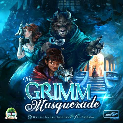 The Grimm Masquerade - настолна игра
