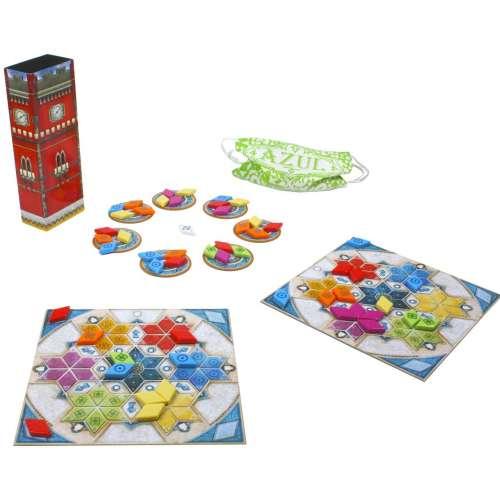 Azul: Summer Pavilion - настолна игра
