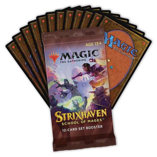 Magic: The Gathering - Strixhaven Set Booster