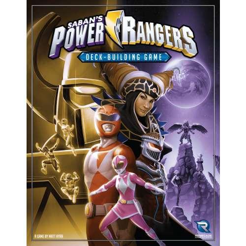 Power Rangers: Deck-Building Game - настолна игра