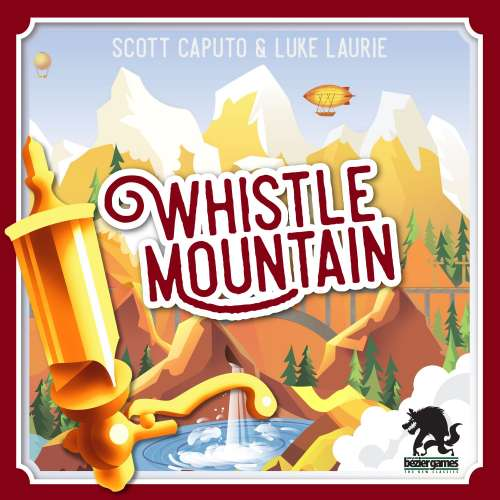 Whistle Mountain - настолна игра